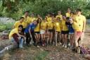 University of Chicago new student volunteers, September 2013